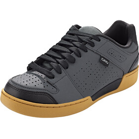 Giro Jacket II Shoes Herr black/gum
